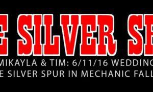 The Silver Spur Logo