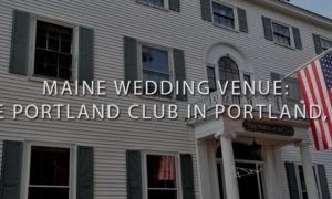 The Portland Club from Outside