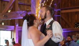 First Dance at The Hitching Post 9-16-17