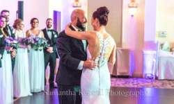 Bride & Groom First Dance | Samantha Kensell Photography