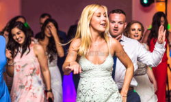 Maine DJ Group Dancing | Samantha Kensell Photography