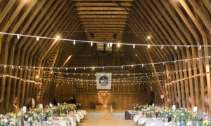 Bill Ellis Photography: The Barn at Round Top Farm inside Reception Area