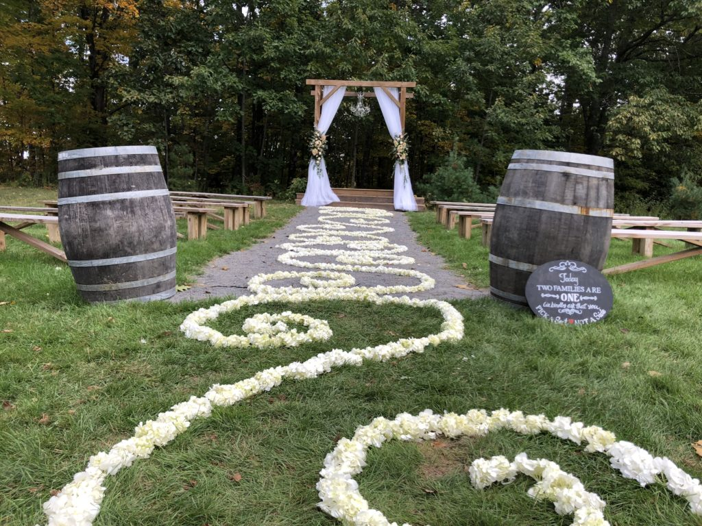 Winthrop, Maine Wedding DJ Services: The Barn at Silver ...