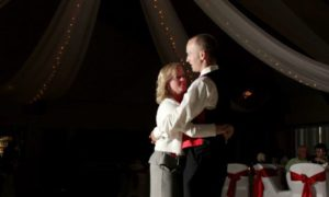Mother Son Dance at the Fork Kent KC Hal