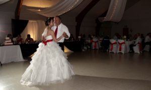 Father Daughter Dance at KC Hall in Fort Kent, Maine