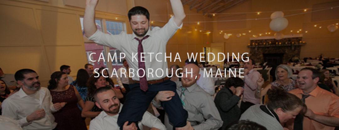 Wedding DJs Near ME: Camp Ketcha Scarborough, Maine DJs