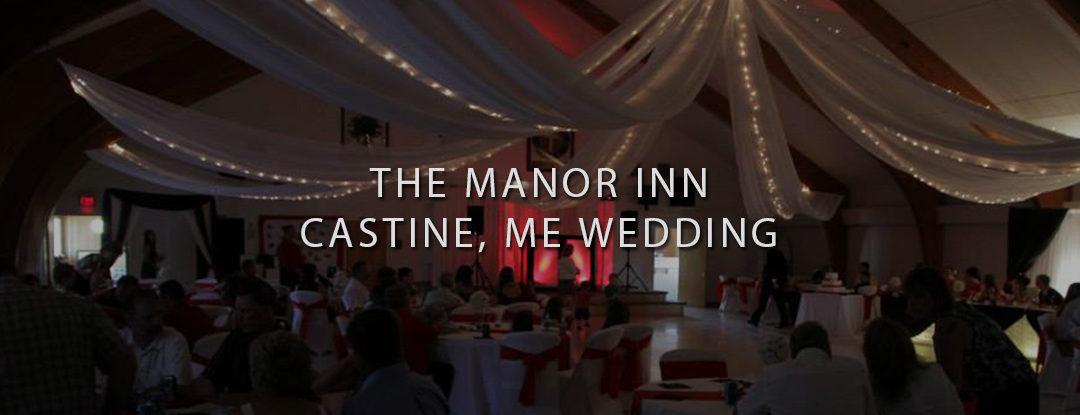 Wedding DJ Near ME – The Manor Inn Castine, ME Wedding: Renee & Shane