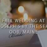 Weddings at Joseph's By The Sea in Old Orchard Beach, Maine
