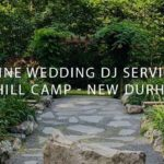 Maine Wedding DJ at Birch Hill Camp New Durham New Hampshire