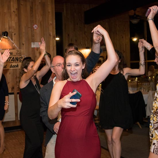 djs in maine making guests dance