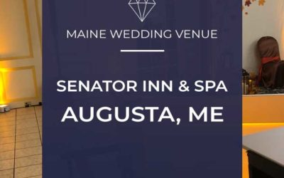 Senator Inn and Spa Augusta, Maine Wedding DJ Services