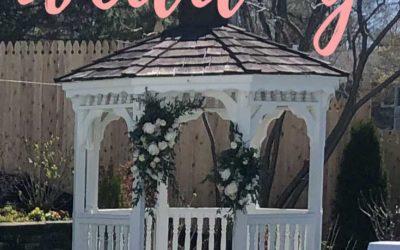 Alison & Craig's Inn On Peaks Island, Maine Wedding DJ Services